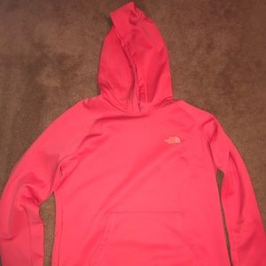 Women's Northface hoodie